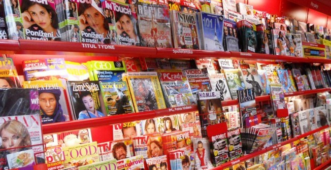 Magazine Advertising Costs UK in Ardfernal