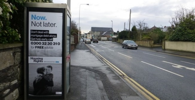 Phone Box Adverts in Abercregan