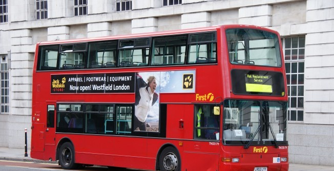 Advertising on Buses in Breach
